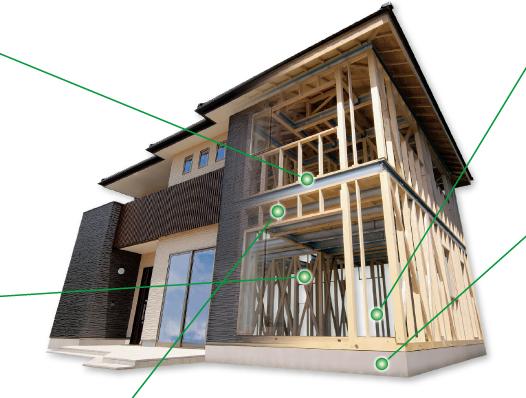 山下工務店の長期優良住宅イメージ